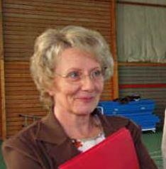 Marie Claude Martin: sécretariat du secteur, auteur, lectrice et correctrice