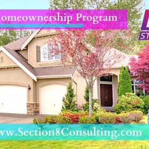 How to Buy a Home with Section 8 Voucher - Section 8 Homeownership Program