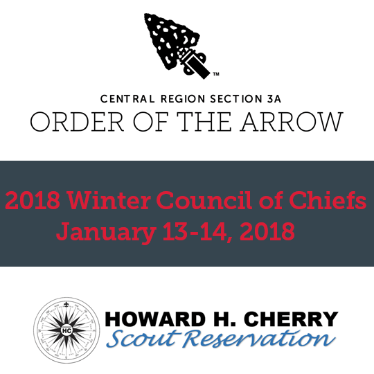2018 Winter Council of Chiefs