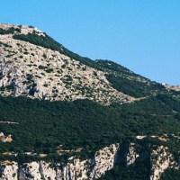 El paraíso gibraltareño, según un «stand» del propio gobierno del Peñón