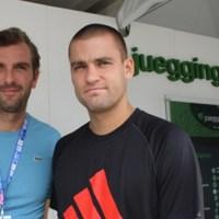 Juegging organiza una firma de autógrafos en el Valencia Open 500