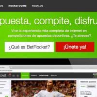 BetRocket tiene 100.000 usuarios registrados