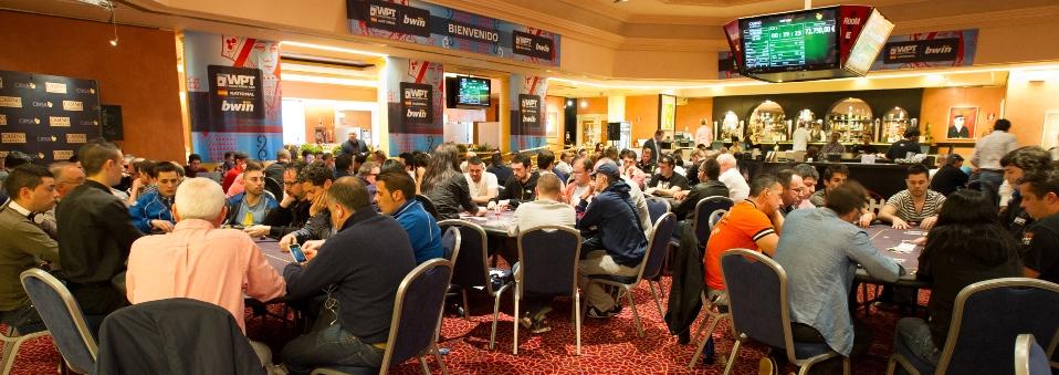 La Liga Confederada de Poker llega a Casino Cirsa Valencia