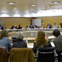 Sesión del Consejo de Políticas del Juego