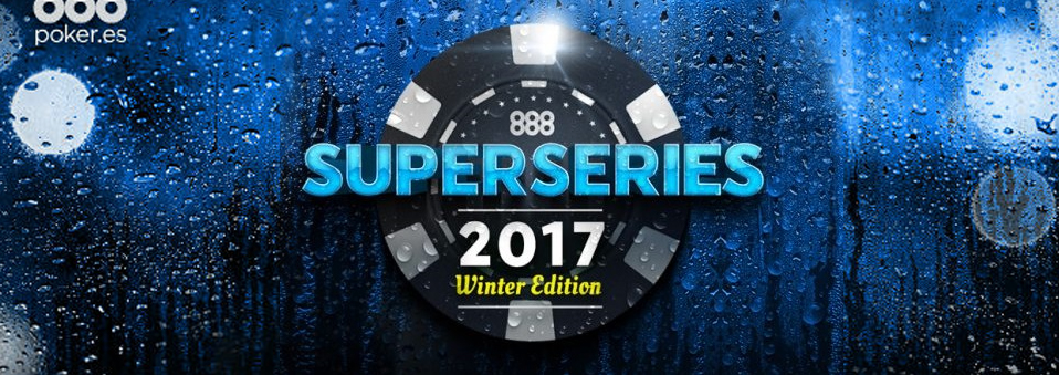 3.337 jugadores en la primera semana de las 888 SuperSeries