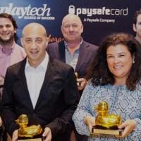 Premios egaming 2017: Estos son los ganadores