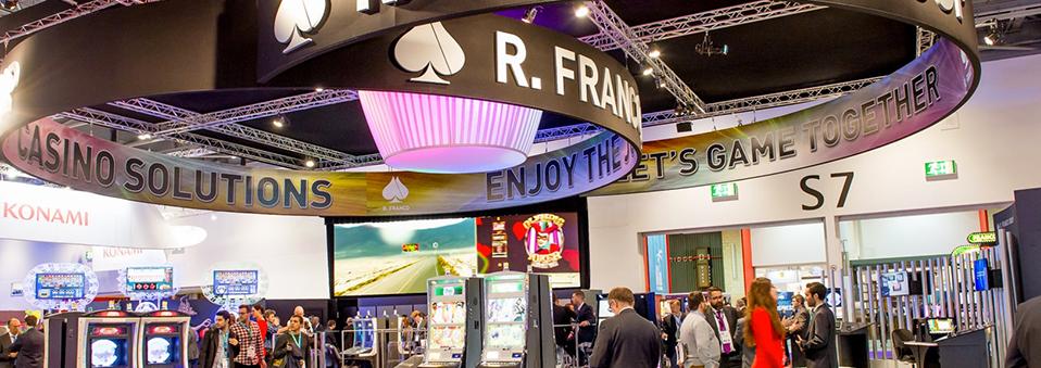 R. Franco Digital mostrará el futuro del juego en FADJA