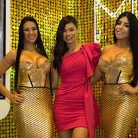 Gold Mermaids by Renata González seduce a los visitantes de FADJA