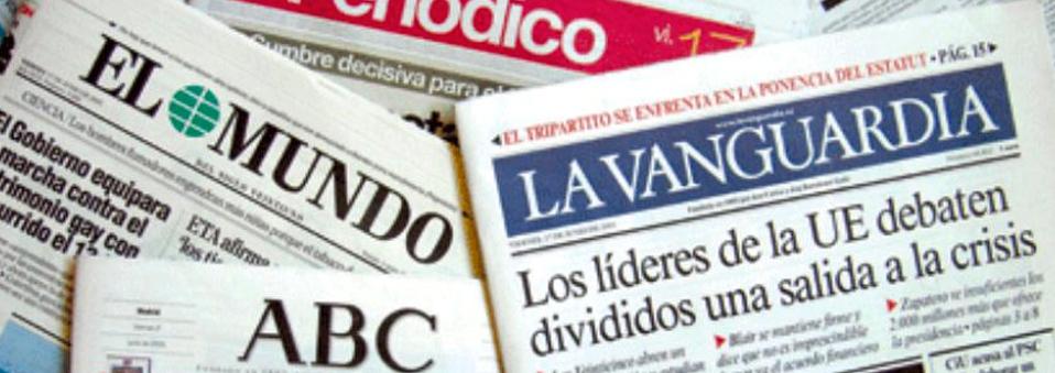 La prensa escrita recurre el RD de publicidad de las casas de apuestas