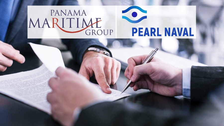 maritime-news - Pearl Naval Shipping Deal with Panama Maritime Group - A Big Deal Signed Between Pearl Naval Group and Panama Maritime Group