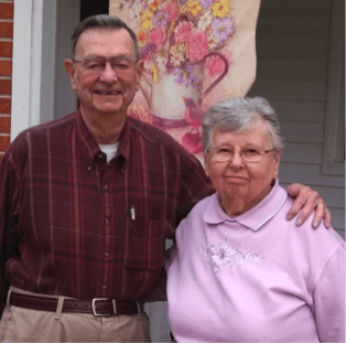 Ann and Hal Shoup