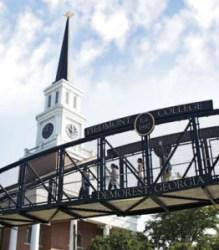 Piedmont College pedestrian_bridge