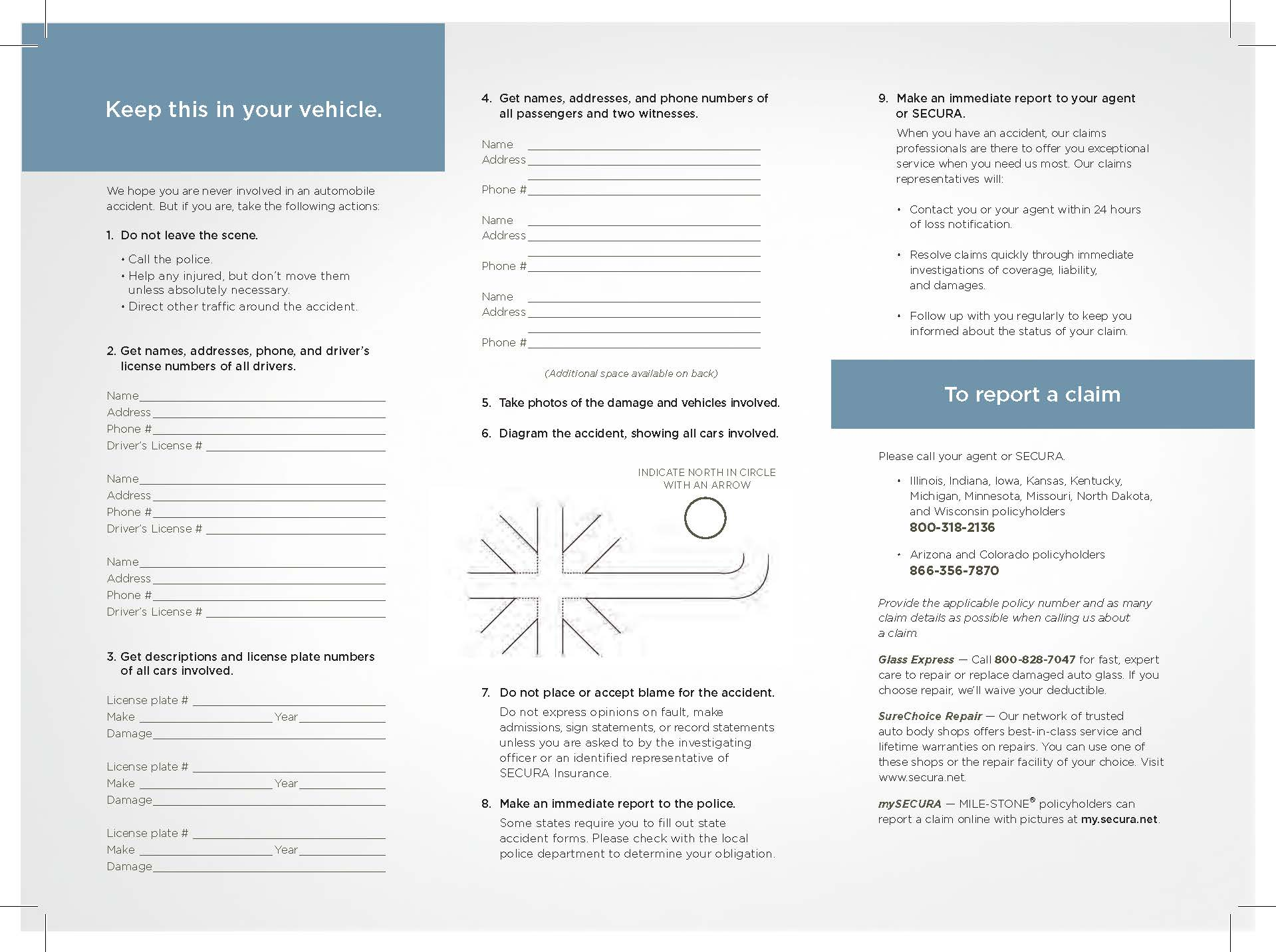 hight resolution of download and print this resource to help you through the important first steps after an accident