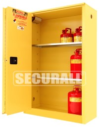 Combustible Storage Cabinet | Dandk Organizer