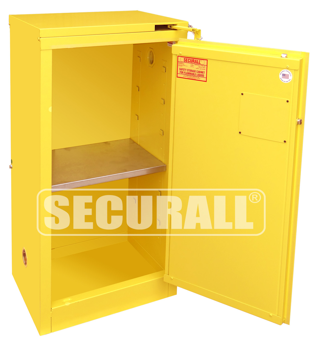 Securall Flammable Storage Flammable Cabinet Flammable