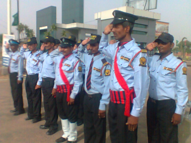 Qualified Security Guard
