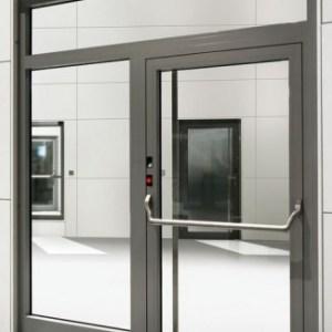 Security doors London