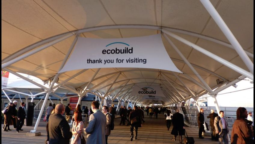 The countdown to ecobuild 2018 is officially on!