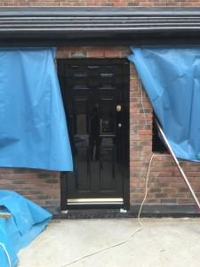security front door replice
