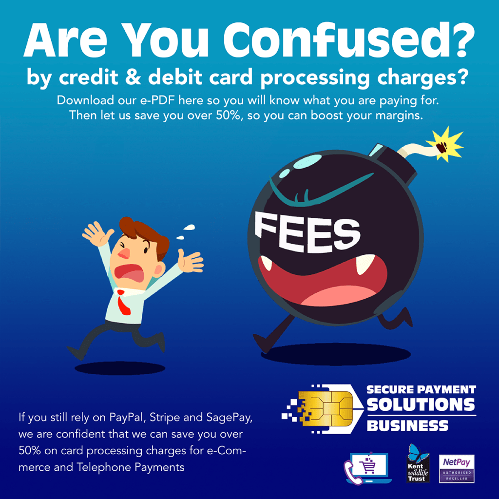 We Will Clarify What You Pay To Take Card Payments