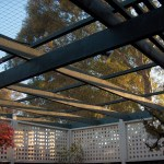 SecureaKat Pergola Cat Enclosure