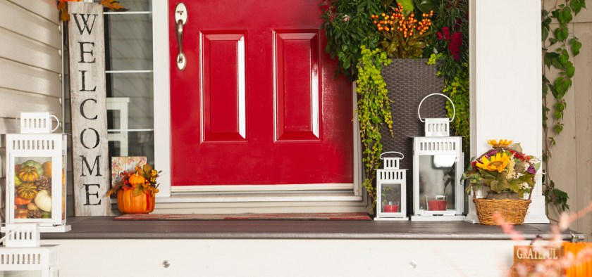 Simple Fall Décor Ideas for Your Home