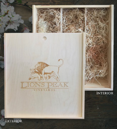 Lions Peak Branded Gift Boxes