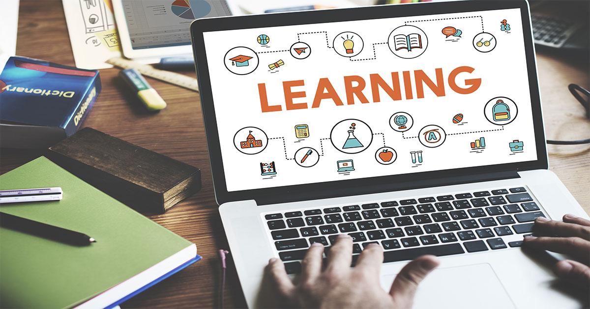 Laptop-Learning-Education
