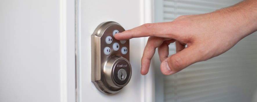 Jackson Smart Door Locks   Secure24 Alarm Systems