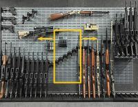 Gun Room / Gun Wall Panel - Large - SecureIt Gun Storage