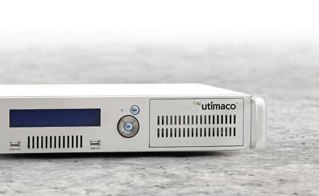 Utimaco Timestamp Server Hardware Security Module Pki