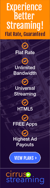 Cirrus Streaming - Radio Streaming Services - Podcasting & On-demand - Mobile Apps - Advertising