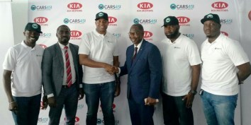 Image result for Kia Motors Nigeria partners cars45