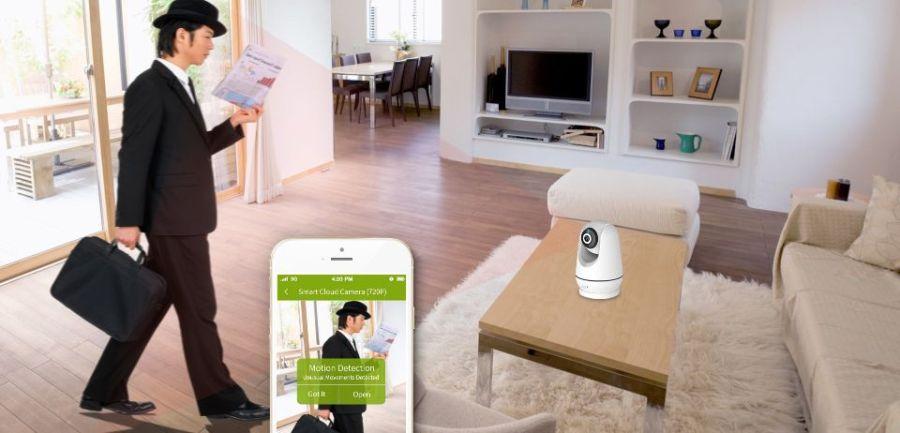 Smart-Cloud-Camera 1080p