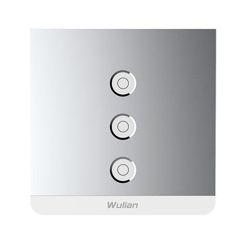 wulian 3 gang light switch