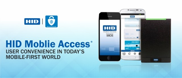 The all-new HID mobile access solution