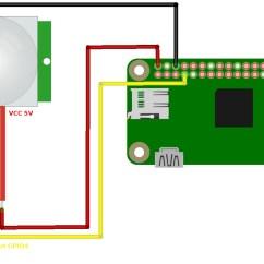Alarm Pir Wiring Diagram Uk Rainforest Layers Senior Guardian Project For Raspberry Pi With Sensor