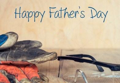 Qualunque sia il tuo lavoro,prima di tutto sei il mio papà!