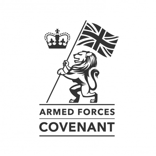 Armed Force Covenant Accreditations