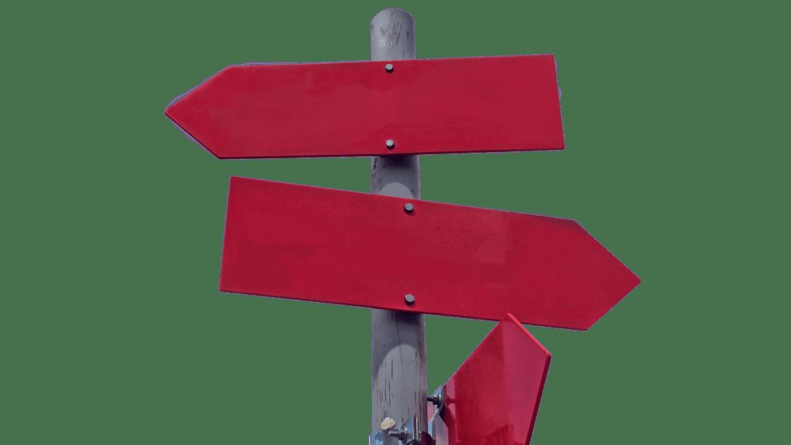 Informations importantes sur les différentes signalisations