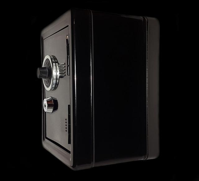 Avez-vous déjà songé à installer un coffre-fort chez vous?