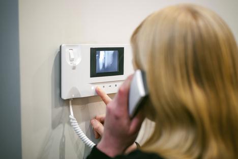 Un système d'interphonie : Une sécurité optimale