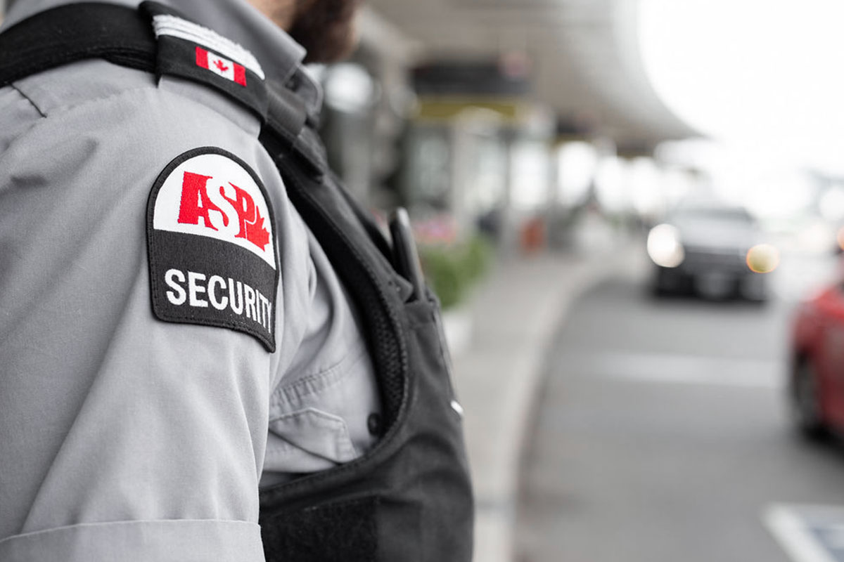 Security Jobs Guard Airport Pearson