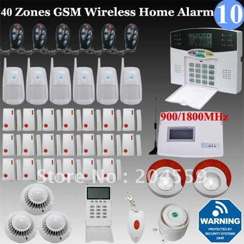 Do It Yourself Security System Monitoring