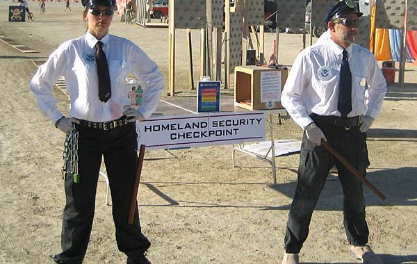 Homeland Security Officer  Security Guards Companies