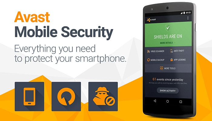 Avast Mobile Security 307850
