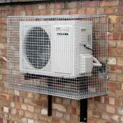 Air Conditioner Cage Problem Solving Using Venn Diagram Lightweight Conditioning Guard Security Cages Direct