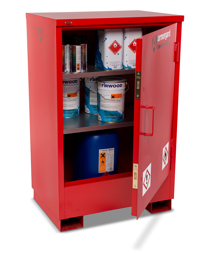 FSC3SCD Chemical Cabinet W1205 x D580 x H1555  Security