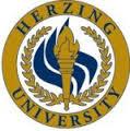 Herzing University round logo