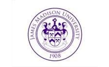 James Madison University round logo